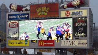 Pittsburgh Steelers Renegade vs Detroit Lions