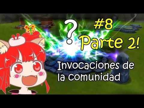Invocaciones de la comunidad #8 Parte 2! - Summoners War - Español -  Смотреть видео