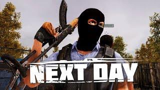 Next Day: Survival - БУНКЕР! НАПАЛИ ВОЕННЫЕ!