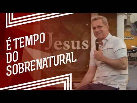 MEVAM OFICIAL - É TEMPO DO SOBRENATURAL - Juda Bertelli