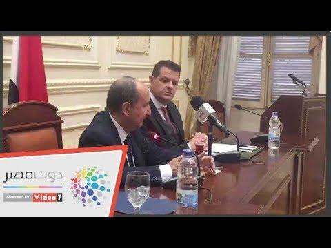 وزير الصناعة: رقم صادرات مصر لافريقيا مستفز ونعمل على زيادته  - 12:54-2019 / 1 / 13