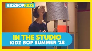 In The Studio with The KIDZ BOP Kids