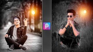 PicsArt Light Bulb Effect | PicsArt Editing New Style | Picsart Photo Editing