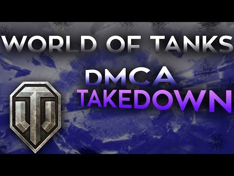 UPDATE World of Tanks Developers threaten DMCA