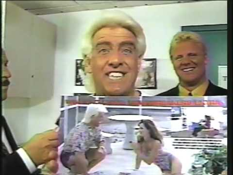 Ric Flair's classic