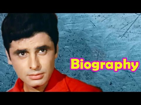 Sanjay Khan - Biography