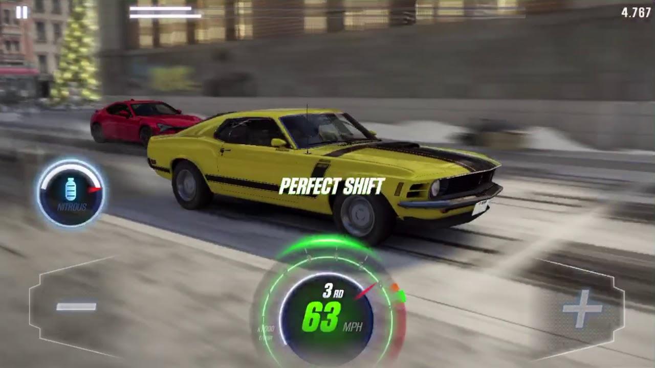 Настройка Mustang Boss 302 • Магазин CSR Racing 2