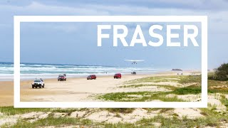 FRASER ISLAND 4x4 - Australia Travel Documentary