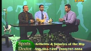 04/11/2002 Sports Doctor with Dr. Lalit Puri on Hip Injuries