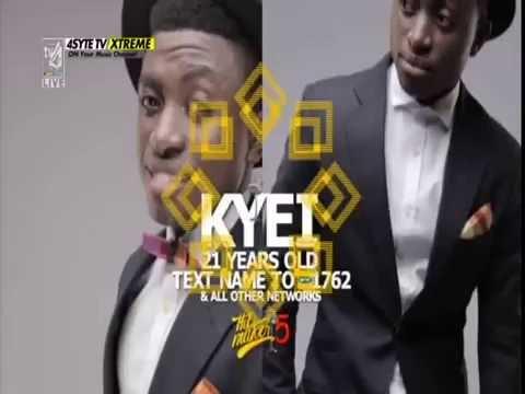 Kyei Performing Osobro Kyee  By Dr. Paa Bobo  MTN Hitmaker 2016