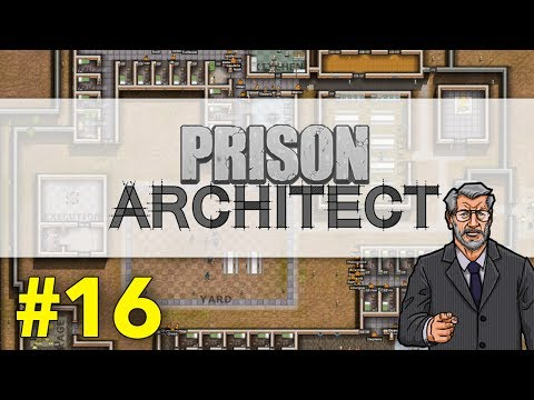 Prison Architect #16 - Classroom Educations