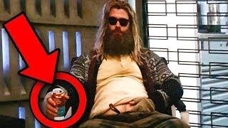 Diretores de Ultimato revelam como Chris Hemsworth reagiu ao Thor Gordo 😂