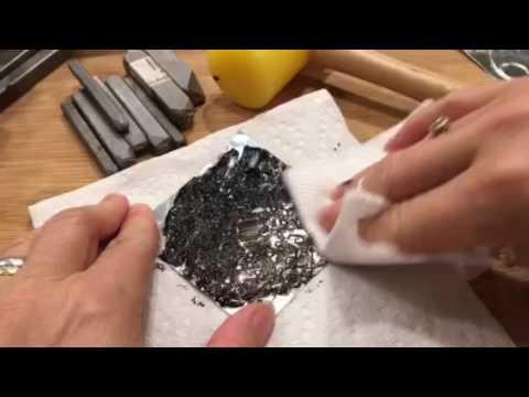 Memorial Mandala Metal Stamping