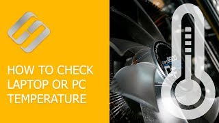 How to Check the Processor (CPU), Video Card (GPU) or Hard Disk (HDD) Temperature 🌡️ 💻 💊