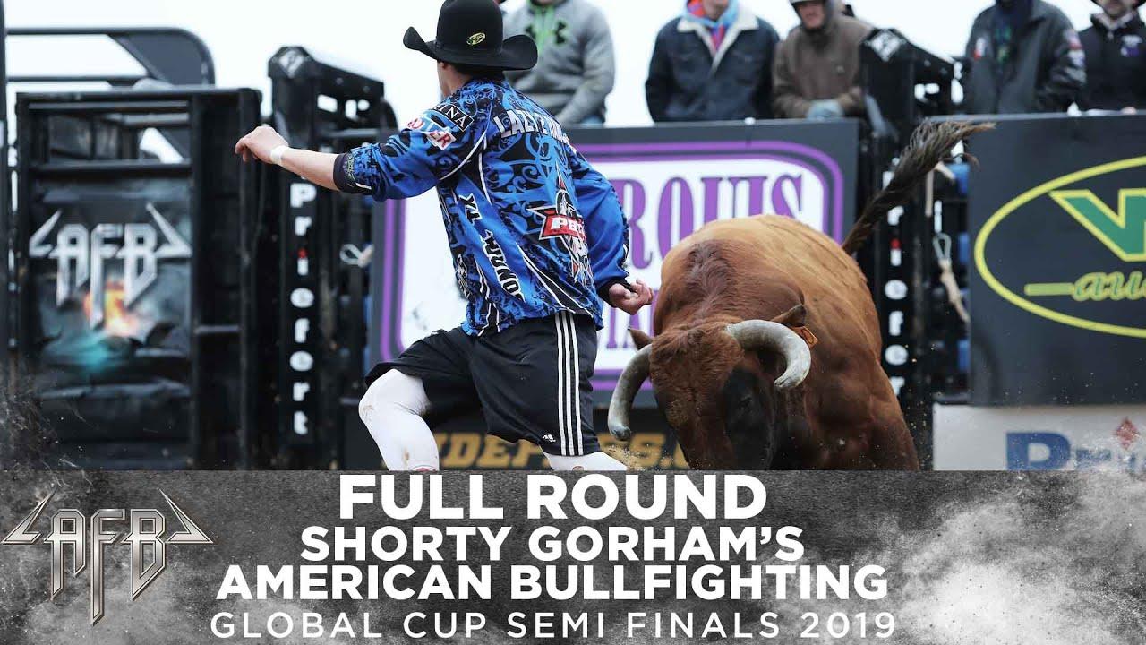 American Freestyle Bullfighting | 2019 Global Cup Semi Finals