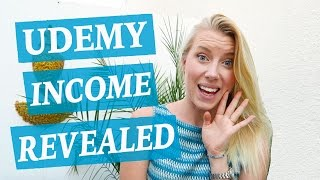MY UDEMY EARNINGS - BEHIND THE SCENES