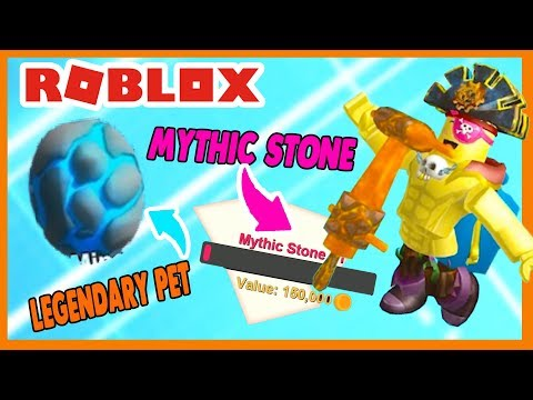 ROBLOX INDONESiA | LEGENDARY PET x MYTHiC STONE x TOOLS BARU 😍