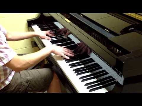"""""""Gone, Gone, Gone"""" by Phillip Phillips- Piano Cover"""