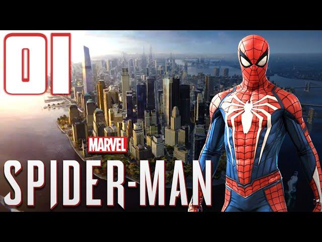 MARVEL'S SPIDERMAN REMASTERED | PS5 | Rediffusion - #1