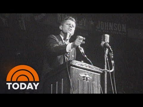How John F. Kennedy Changed Political Campaigning On 'The Road To Camelot' | TODAY