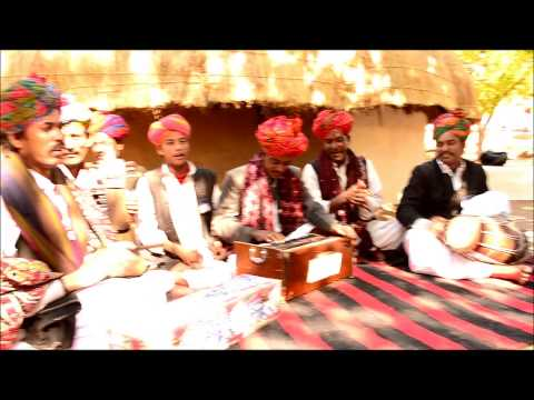 Nimbooda - Rajasthani Song | Shilpgram 2012