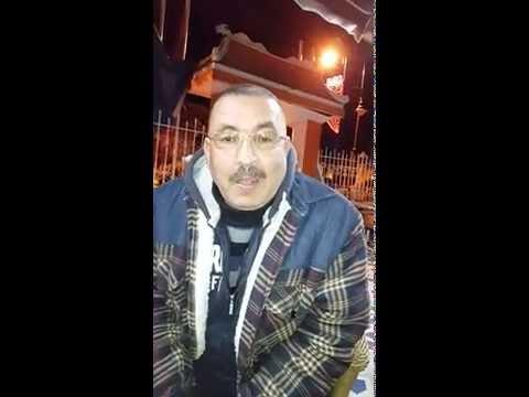Berkane / MAROC : Chab Mokhtar el Berkani adore le Prophète...