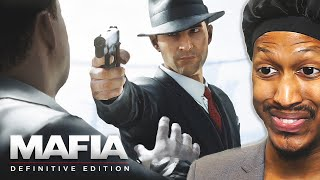 Yesterday The Driver, Today The Shooter 🥴 | MAFIA: Definitive Edition - Part 3