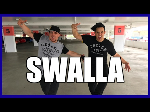 Thumbnail: Jason Derulo - SWALLA Dance Choreography 🖖