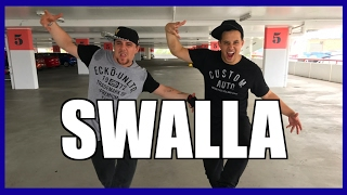 Jason Derulo - SWALLA Dance Choreography
