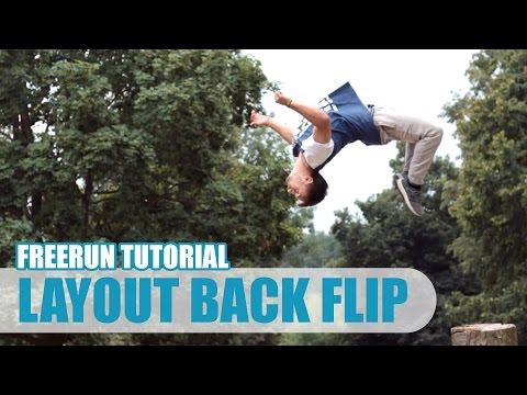 Layout Back Flip Tutorial CZ | Taras 'Tary' Povoroznyk