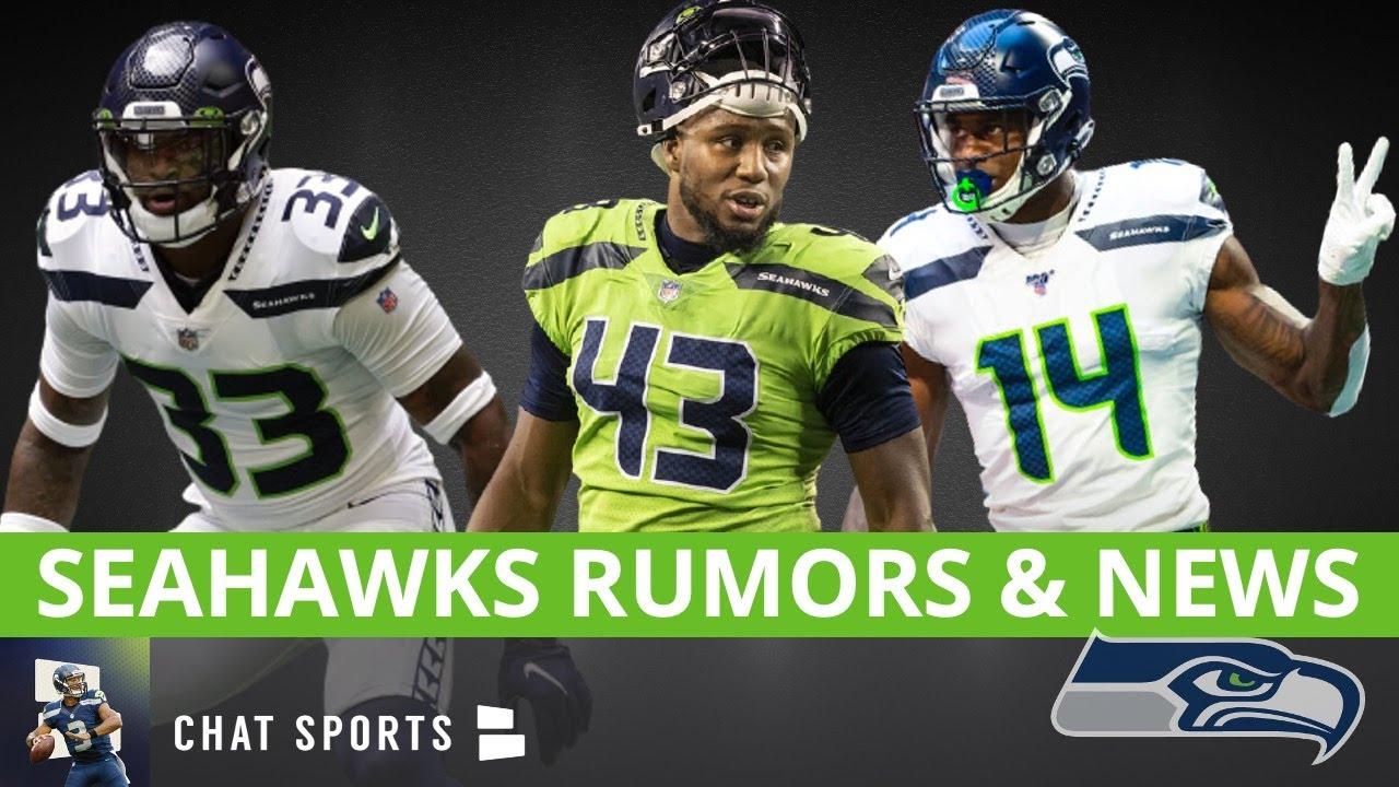 Seattle Seahawks Rumors & News On Carlos Dunlap Injury, DK Metcalf, Jamal Adams And Chris Carson