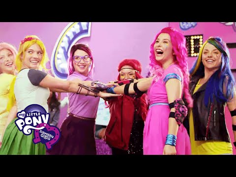 MLP: Equestria Girls - 'Unleash The Magic' Friendship Games Stomp