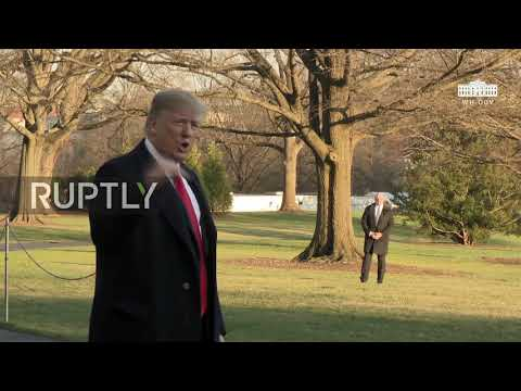 USA: Trump expects 'tremendous success' with N. Korea meeting