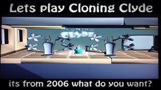 1st xbox 360 live game ever made - Cloning Clyde - with all special clydes unlocked