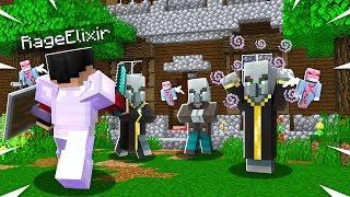 I ACCIDENTALLY Found a WOODLAND MANSION in Minecraft 1.14.. - Episode 15