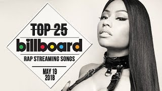 Baixar Top 25 • Billboard Rap Songs • May 19, 2018 | Streaming-Charts