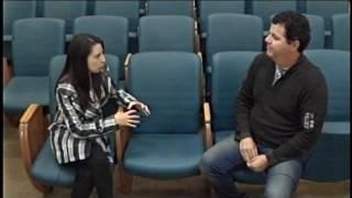 Câmara Entrevista - Teatro experimental