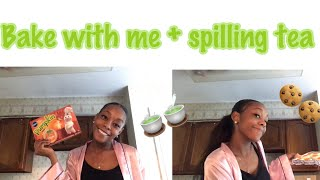 STORY TIME | BAKE WITH ME PT1