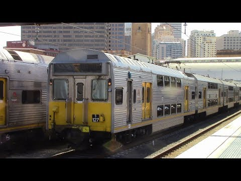 Sydney City Circle Railway Line