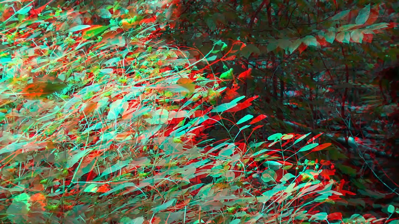 Anaglyph (Red/Cyan) 3D Glasses Test