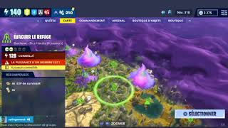 Update 8.50 FORTNITE - SAUVER THE WORLD: BUT WHY THIS DAUBE?