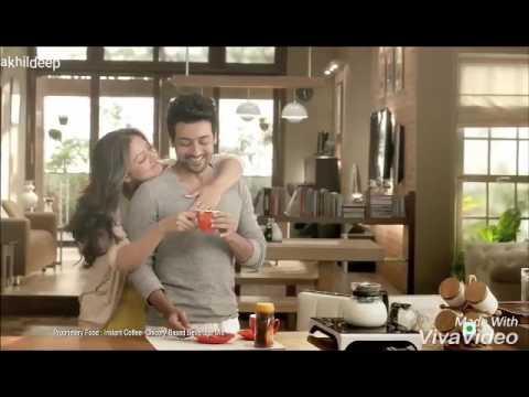 Surya and Jyothika...  love scene..