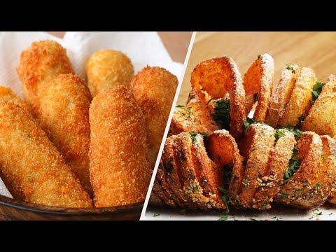 Delicious Recipes For Potato Lovers • Tasty Recipes