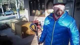 Officer body cam footage from Salt Lake City Police Department of Avenues shooting, Jan. 8, 2015