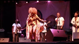 ALYN SANO Performing at CHAKA CHAKA & KNC - Legends Alive Vip Show Kigali 2018