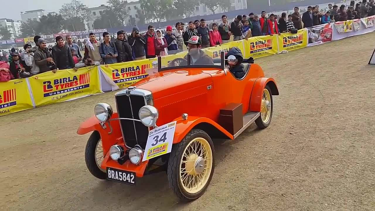 Vintage Classic Car Rally Statesman Show at Kolkata 2015 (pt-2 ...