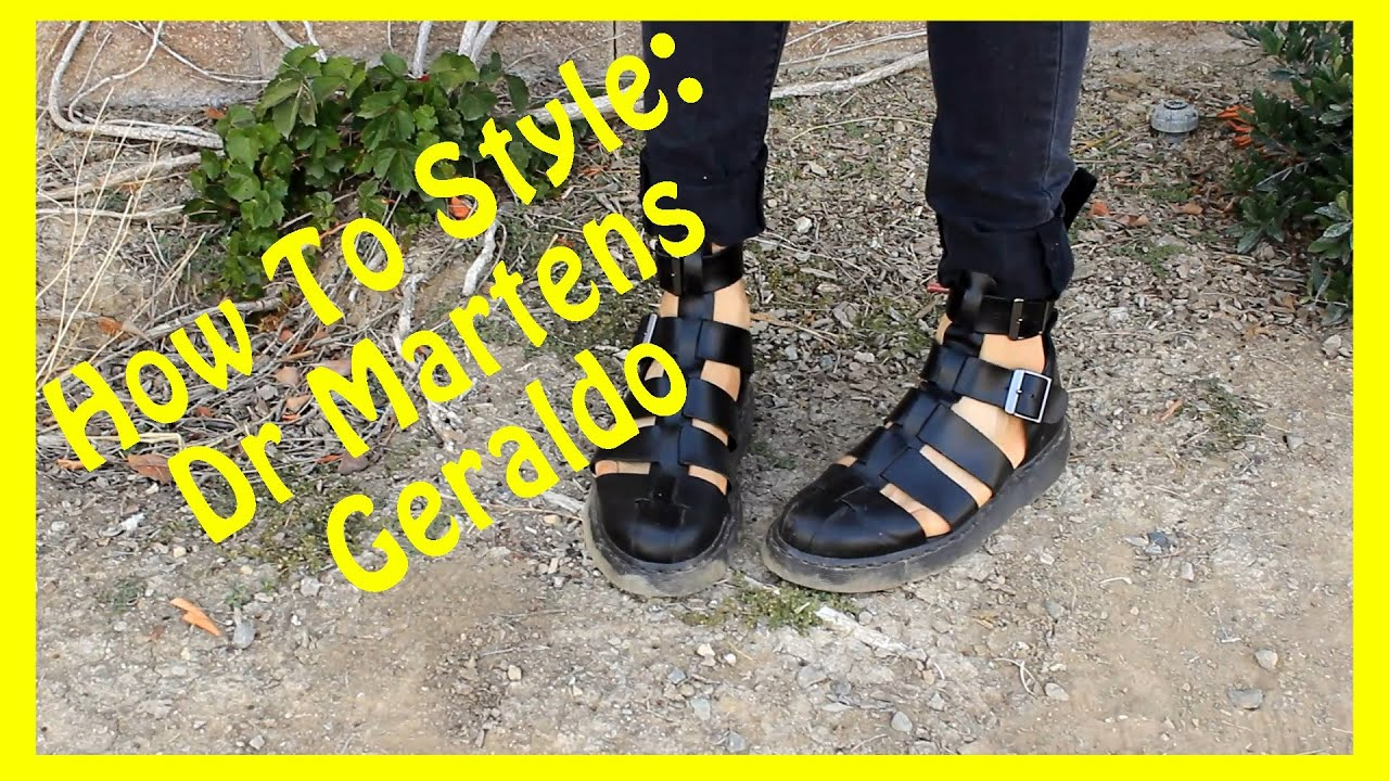 How To Style: Dr. Martens \
