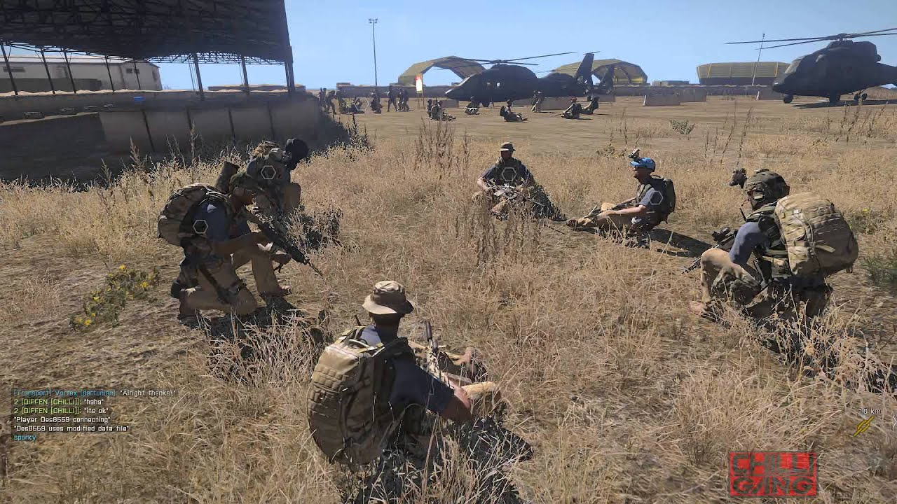 Arma 3 Quot Alpha Test Seal Amp Pmc Gameplay Quot Chilligang