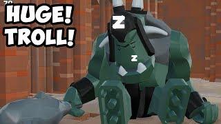 LEGO Worlds - Giant Troll Monster#27 (Ps4)