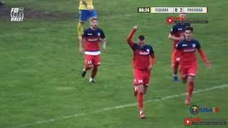 VIDEO. Rezumatul meciului Flacara Moreni-PAS Pucioasa. Gol fabulos marcat de Florin Letu